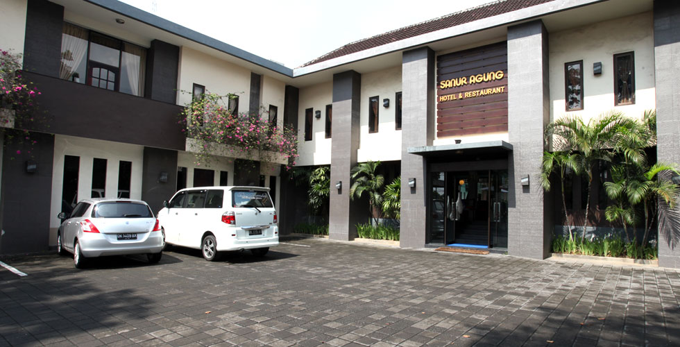 Budget Hotel In Sanur Area Relaxed Vacation With Friends Or